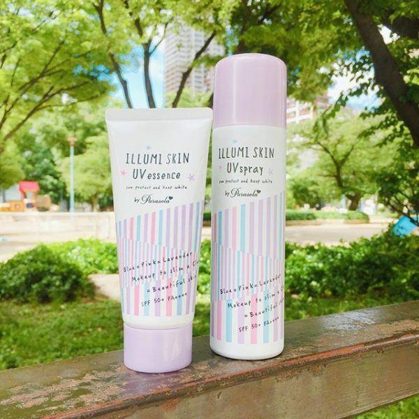Xịt Chống Nắng Naris Illumi Skin UV Spray