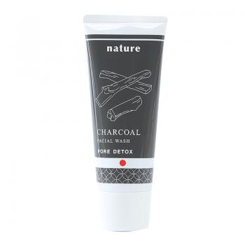 Sữa Rửa Mặt Se Khít Lỗ Chân Lông – Nature Charcoal Facial Wash
