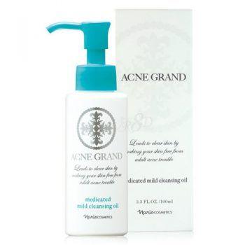 Dầu Tẩy Trang Cho Da Nhiều Dầu Và Da Mụn – Acne Grand Medicated Mild Cleasing Oil