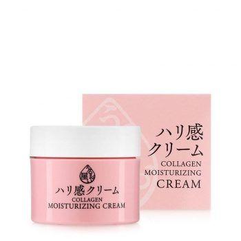Kem Dưỡng Da Ngăn Ngừa Lão Hóa Naris Uruoi Collagen Moisturizing Cream