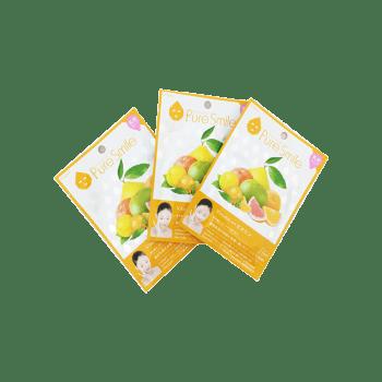 Mặt Nạ Puresmile Milky Essence Mask Vitamin N004