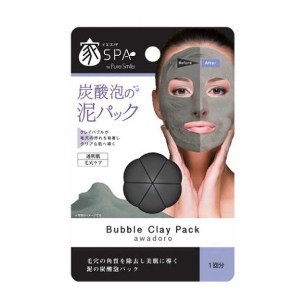 Iye Spa By Pure Smile Bubble Clay Pack -Mặt Nạ Dạng Bùn Sủi Bọt