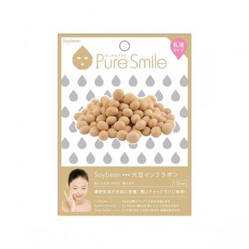 Mặt Nạ Tinh Chất Đậu Nành Puresmile Essence Mask Isoflavone Nhật Bản