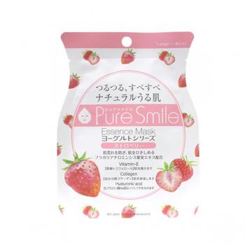 Mặt Nạ Sữa Chua Dâu Tây Puresmile Essence Mask Strawberry Yoghurt