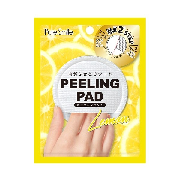 Pure Smile Peeling Pad Lemon