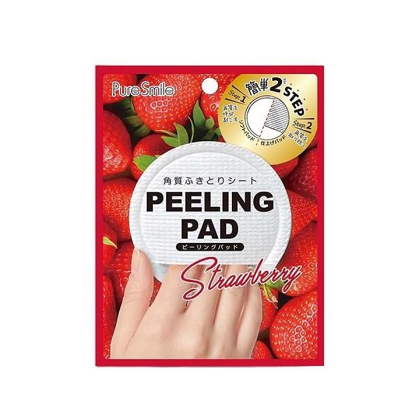 Pure Smile Peeling Pad Strawberry