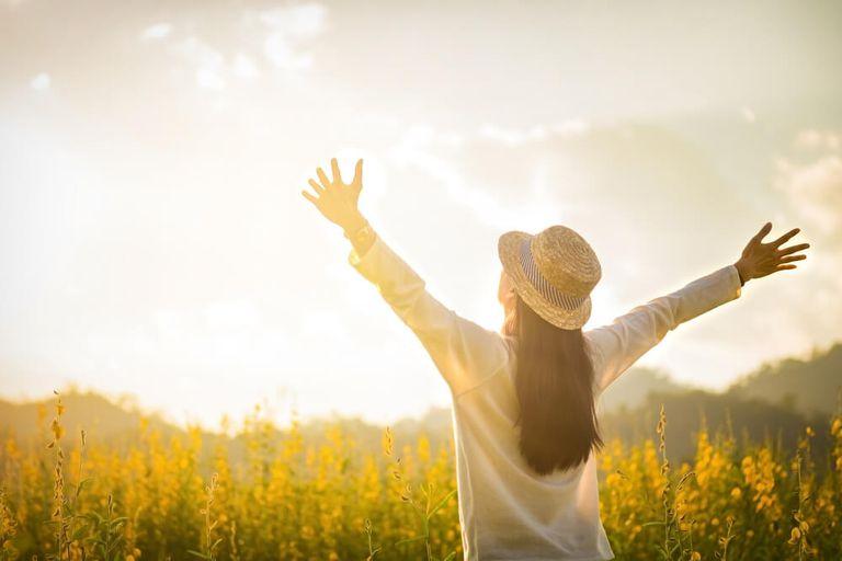 hấp thụ vitamin d từ ánh sáng mặt trời
