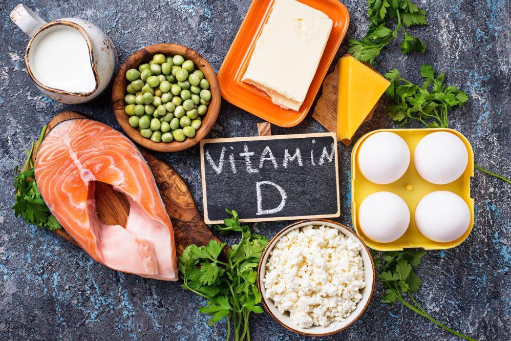 tầm quan trọng của vitamin d đối với cơ thể.