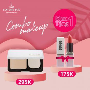 Combo makeup